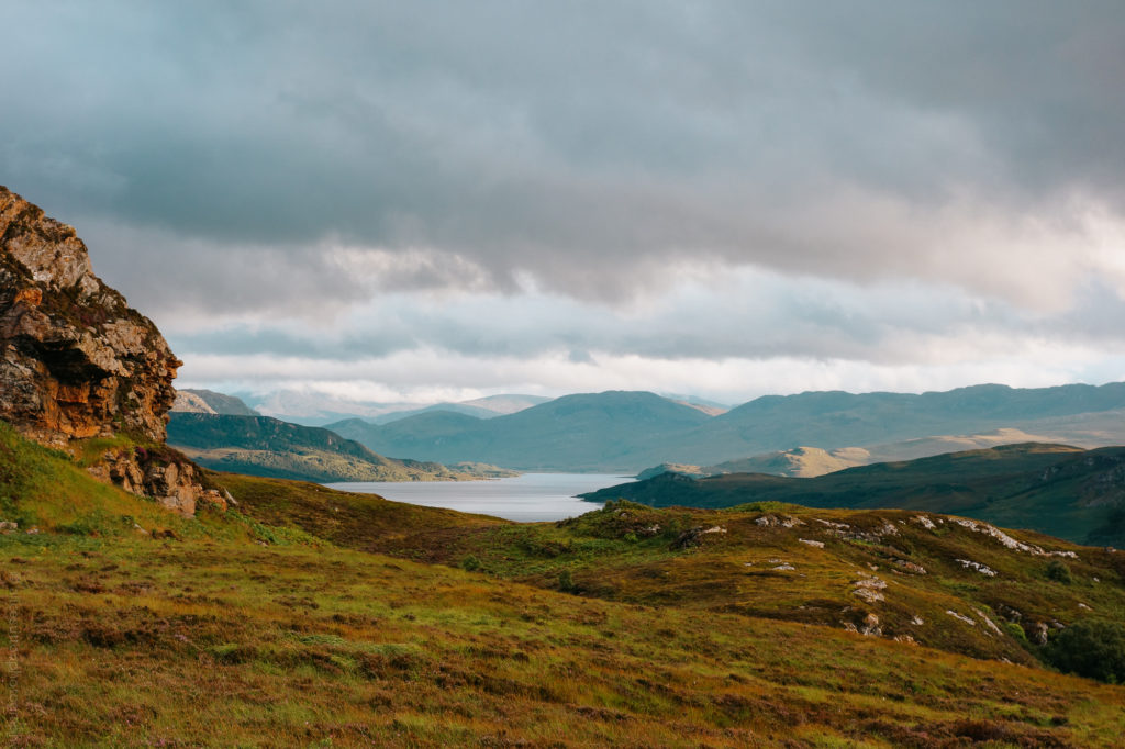 Mountain Scottish Highlands on NC500 (alicesuttonphotography)